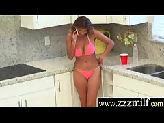 Beautiful Milf Get Seduced And Banged Firm On Cam movie-27