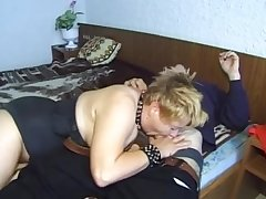 Mature Blonde Gets Ravaged By Sundry Dildos