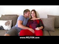Milf mature lady acquiring fucked overwrought horny Orion 30