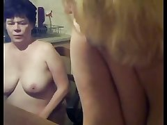 Nance Mature Materfamilias and Teen Friend - negrfloripa
