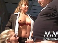 MMV Films Mature couple having horny dealings
