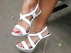 mature overbearing heels