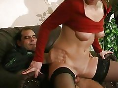 Anal Mature Honey fucked abyss and hard