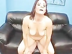 flannel hungry milf sucking and fucking big hard flannel