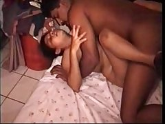 Amateur Indian Couple Having it away In Their Lounge