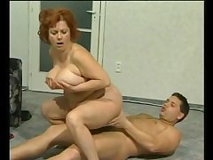 Busty redhead grown up fucked