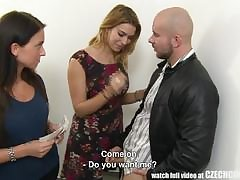 Brit milf about stockings getting pussyfucked