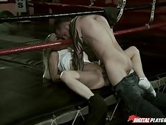 Pretty good milf cummed over will not hear of ass