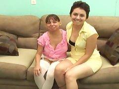 mature mom and teenie teenager having making love