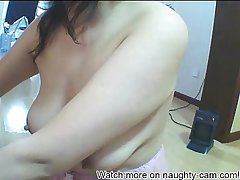 Korean Web Cam with so Young: More insusceptible to naughty-cam.com