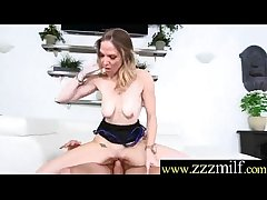 Hot Milf Get Seduced And Hard Banged On Tape clip-20