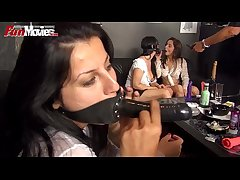 FUN MOVIES Lesbian Strapon Light Shagging