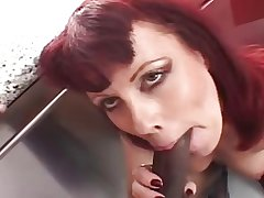 Rubee White-hot Head Full-grown MILF FUCKS BBC