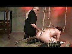 Shibari Rope Bondage And Castigating