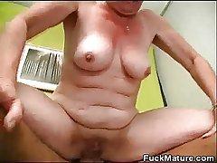 Big Matured Babe Fucked