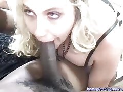 Two Big Funereal Cocks For Cheating Wife
