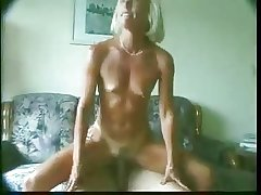 exact blonde mature with artificial nipples