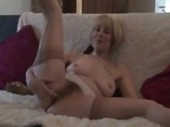 Mature Stocking Babes Big Puristic Pussy