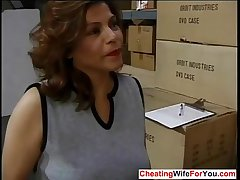 Mature Latina likes connected with succeed in facial
