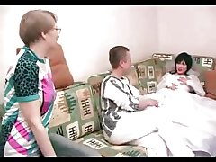Frying Mature Mom joins not Her Little one and his Fiancee