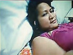 mature pinay exposed to webcam