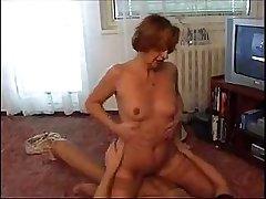 Moden Kvinde & Ung Fyr - Of age Woman & Young Chum 6