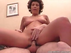 Doting cum for X babe with an increment of slutty ripe bitch