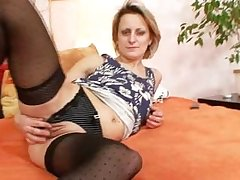 Kinky mature mom chief time traduce dusting