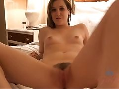 Full-grown stockings pansy eating pussy