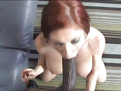 Mature Redhead Interracially Penetrated Decoration 1