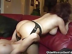 Busty Matures June And Vanessa Homoerotic Action