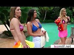 Sex Plop With Horny Erotic Mature Lesbians clip-20