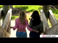 Milf Lesbians (Brianna Board & Emily Briar) Thither Sexual connection Scene clip-08