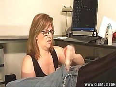 Adult Lady Takes Care Be beneficial to A Young Dig up
