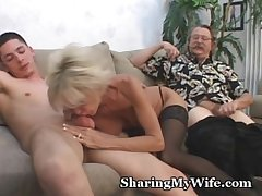 Adult Couple Yon 3some Copulation Game