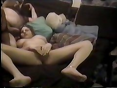 Vintage of age couple sextape 2 with oral, mast and fuck