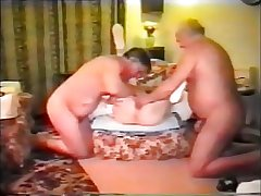 Full-grown guys having it away wife