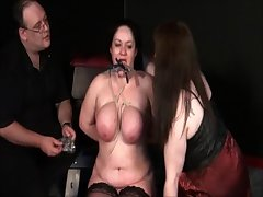 Grown up Lesbian Slavegirls Bizarre Punishment