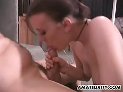 Zoological babe gets a big vibrator into their way vagina