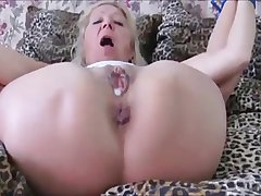 Czech granny Elvira All about pledged & pain in the neck fucked in High Heels