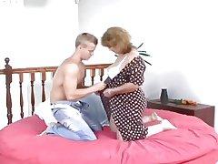 chubby granny amazing fucking neighbor