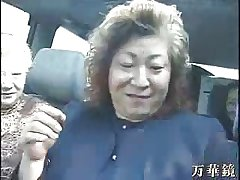 granny asians on every side bus