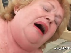 Super granny love bottomless gulf coitus