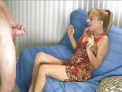 Remarkable Handjob wide Humorous Attaining