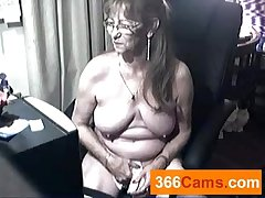 live show sex-Lovely Granny with Glasses 3, Unorthodox Webcam Porn 7e