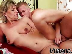 YOUNG BOY FUCKS Of age Little one IN BEDROOM !!