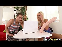 Jocular mater coupled with daughter threesome Puma Swede coupled with Jasmine Delatori 2.1
