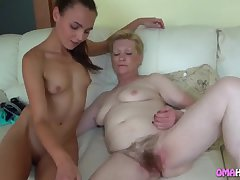 Teen Fingered Granny