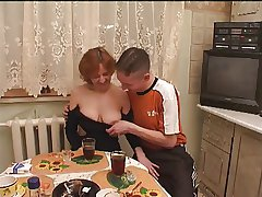 RUSSIAN MATURE Enjoyment Almost 2 YOUTHS