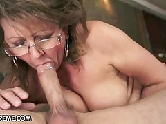 Mature Soft Slut Fucks Younger Guy